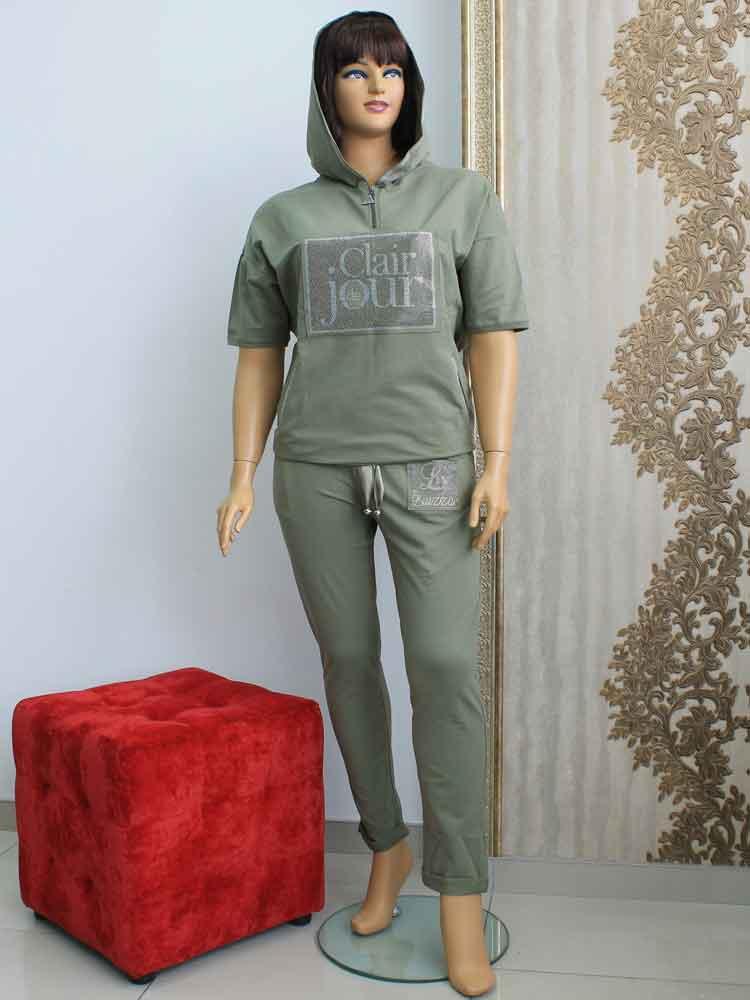 Женский теплый спортивный костюм Найк купить за 710 грн